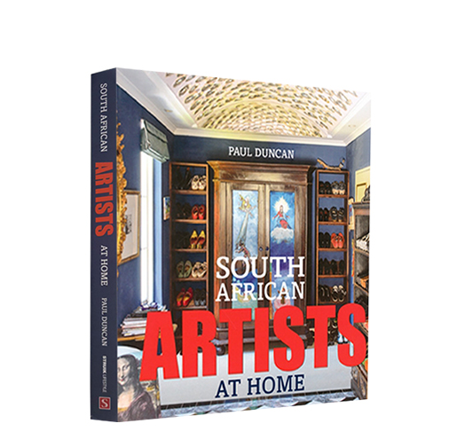 South-African-Artist-at-home